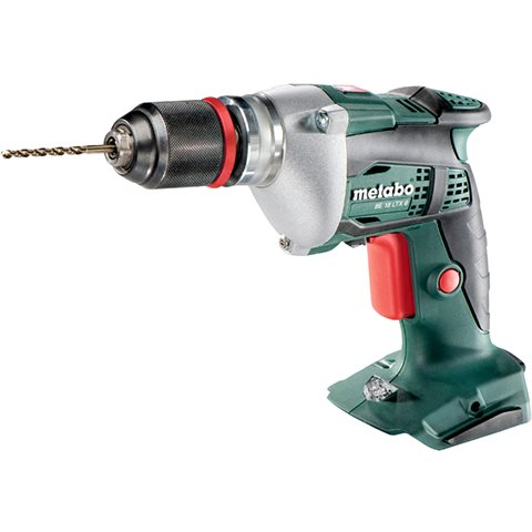 Metabo BE 18 LTX 6 Bormaskin uten koffert, batterier og lader