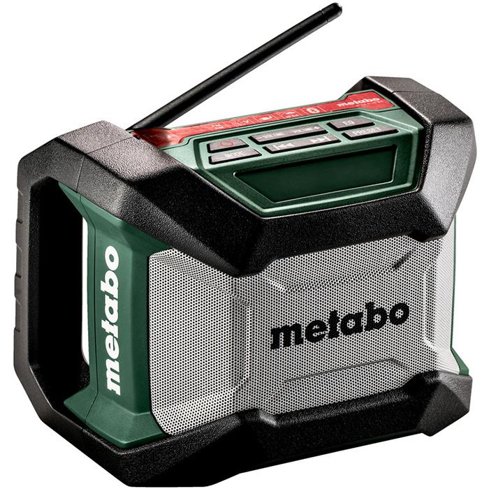 Metabo R 12-18 BT Radio utan batteri med nätkabel