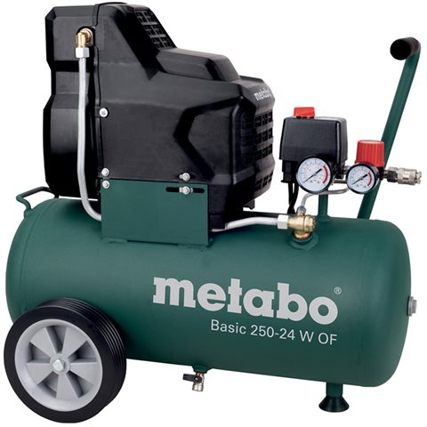 Metabo Basic 250-24 W OF Kompressor