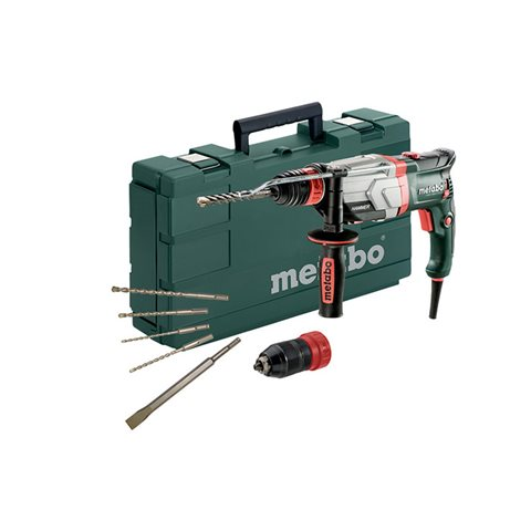 Metabo UHEV 2860-2 Quick Set Multihammare