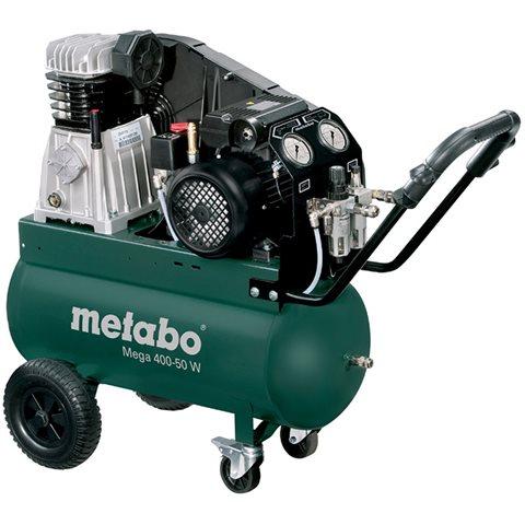 Metabo Mega 400-50 W Kompressor 50 liter