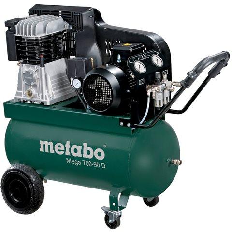 Metabo Mega 700-90 D Kompressor 90 liter