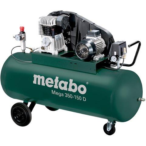 Metabo Mega 350-150 D Kompressor 150 liter