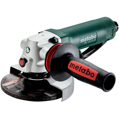 Metabo DW 125 Quick Vinkelslip 125 mm