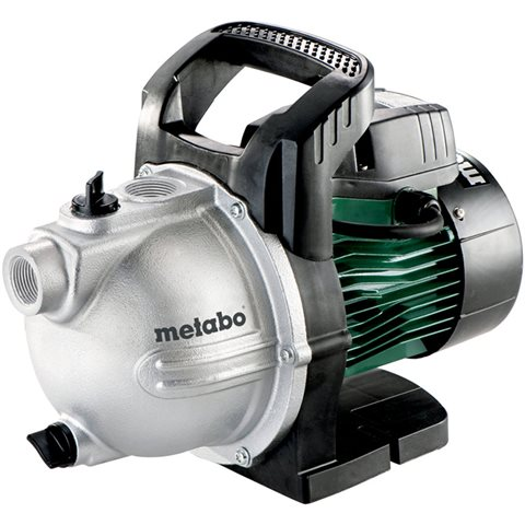 Metabo P 2000 Trädgårdspump för trädgårdsbevattning