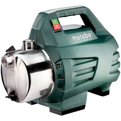 Metabo P 4500 INOX Trädgårdspump för trädgårdsbevattning