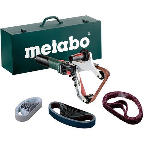 Metabo RBE 15-180 Rörbandslip med förvaringslåda