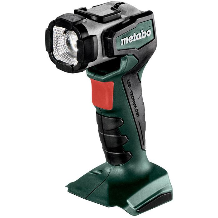 Metabo ULA 14.4-18 LED Handlampa utan batteri och laddare