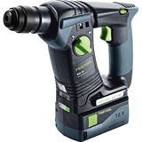 Festool BHC 18 Li 5,2-Plus Borrhammare