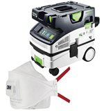 Festool CTL MINI I CLEANTEC Dammsugare