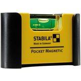 Stabila Pocket Magnetic Fickvattenpass
