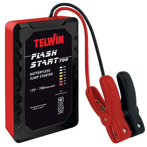 Telwin Flash Start 700 Starthjelp 12V