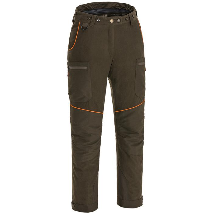 Pinewood Reswick 3879 Jaktbyxa dam brun/orange Strl 42