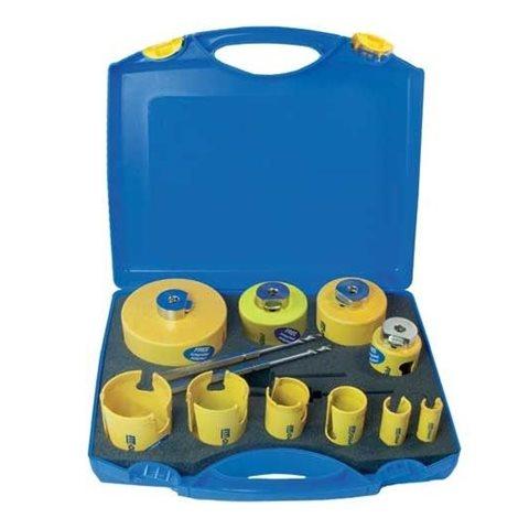 Pro-fit 351090819111 Hullsagsett 12 deler