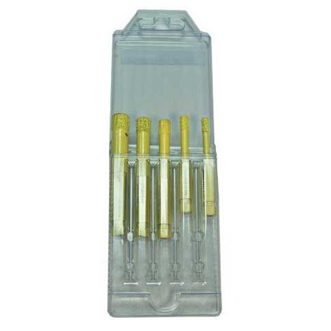 Pro-fit 351090819111 Diamantborsett 5 deler