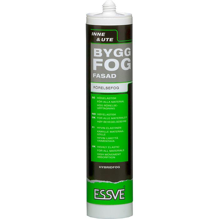 ESSVE Fasad Byggfog Vit 300ml