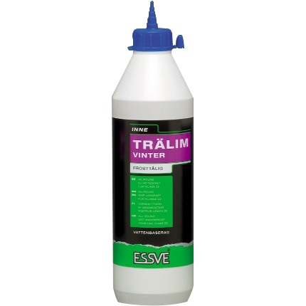ESSVE Vinter Trälim transparent 100 liter