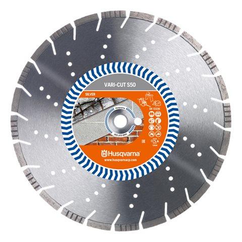 Husqvarna 579807940 VARI-CUT Diamantklinge 125x22,2 mm