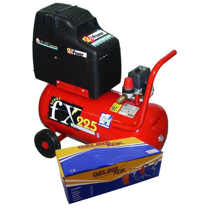 Fiac FX225 Kompressor