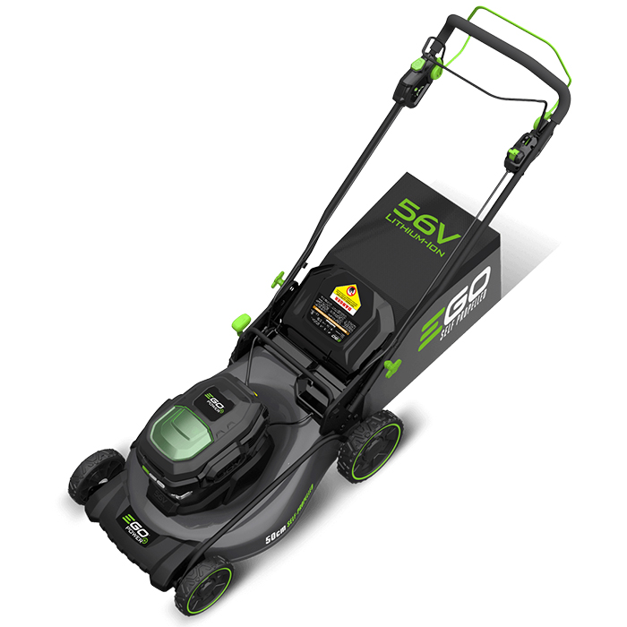 EGO LM2014E-SP Gräsklippare 50cm med 60Ah batteri och laddare