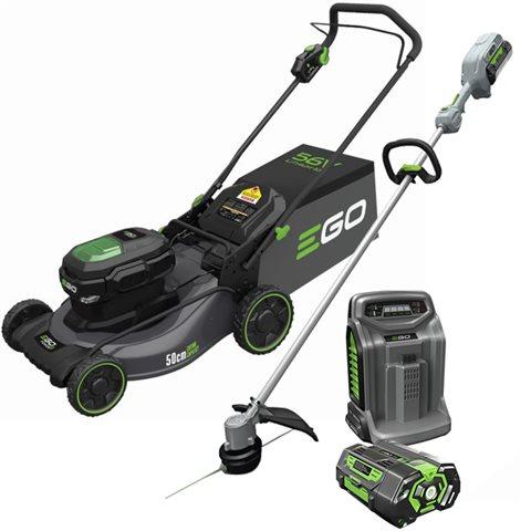 EGO LM2011E + ST1300E Gresklipperpakke Med batteri og lader