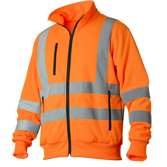 Vidar Workwear V70092004 Tröja orange S