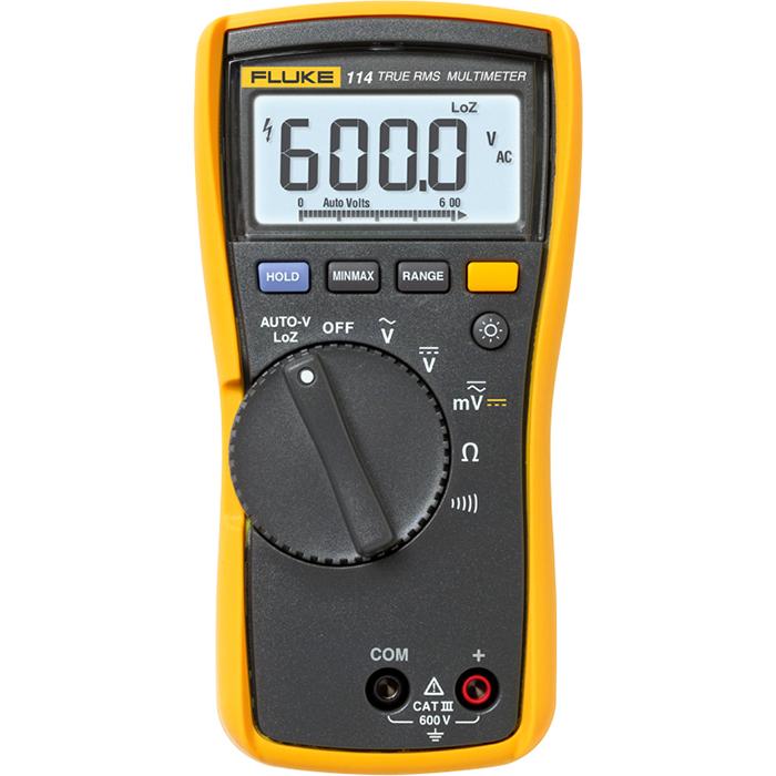 Fluke 114 EUR Multimeter