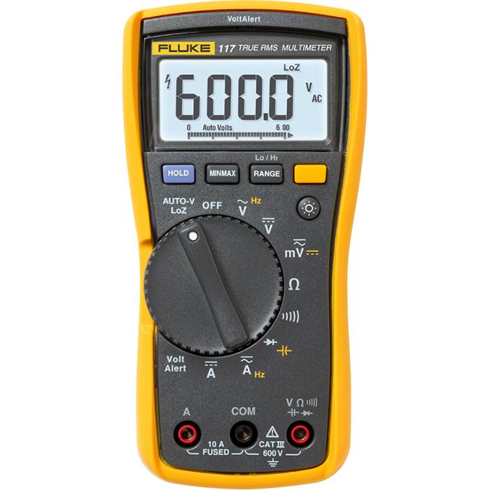 Fluke 117 EUR Multimeter