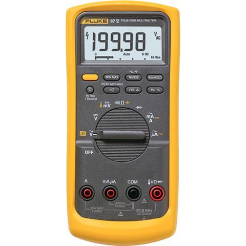 Fluke 87-V/EUR Multimeter
