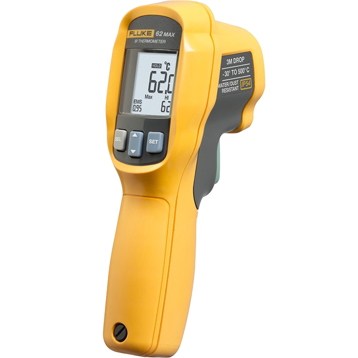 Fluke 62 MAX + IR-termometer