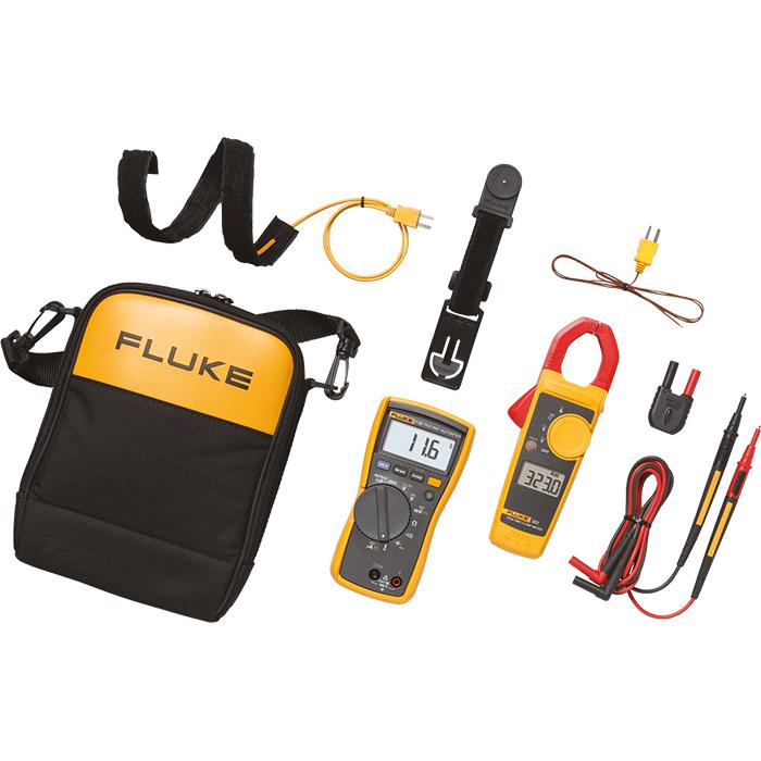 Fluke 116/323 KIT Instrumentssats