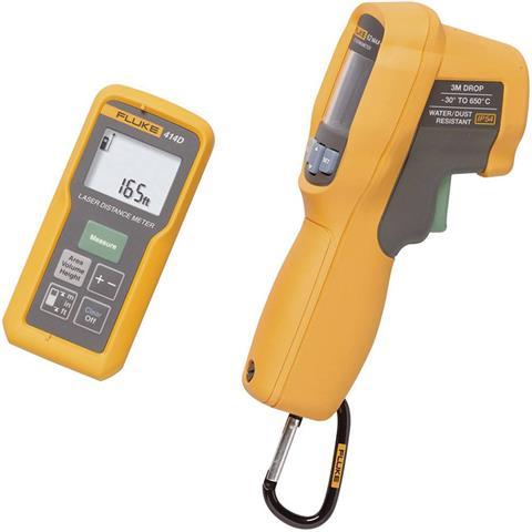 Fluke 414D/62 MAX+ Instrumentsett