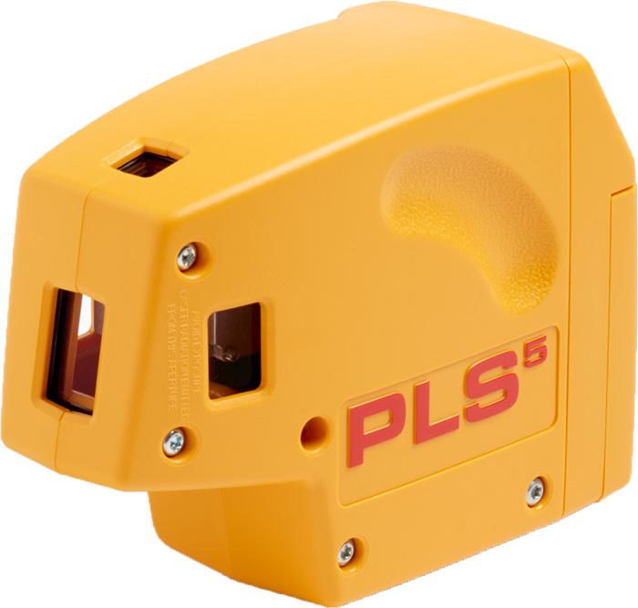 PLS 5 Punktlaser med lasermottagare