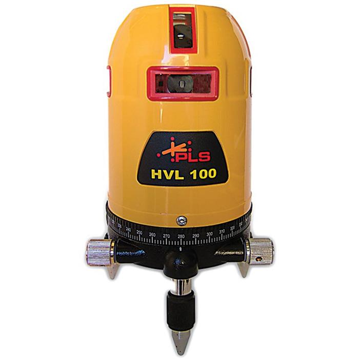 PLS HVL 100 Multikorslaser