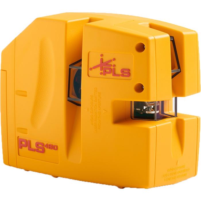 PLS 480 Korslaser med lasermottagare