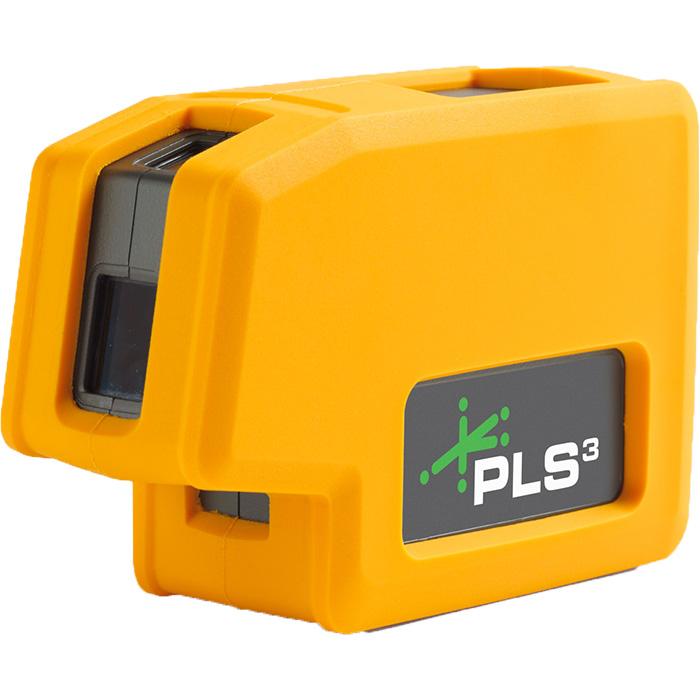 PLS 3 Punktlaser med grön laser