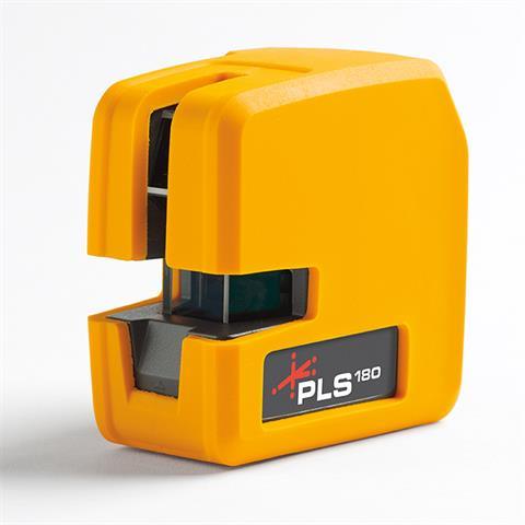 PLS 180R Krysslaser med lasermottaker