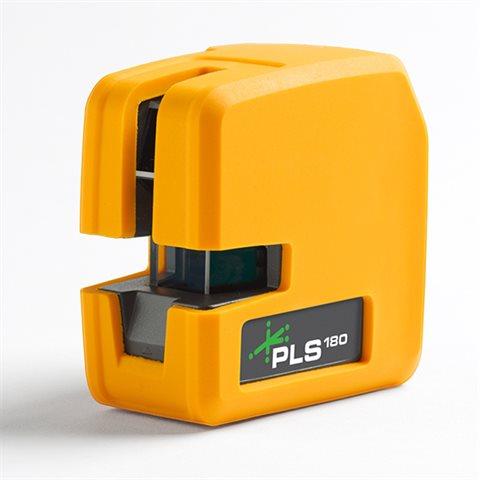 PLS 180G Krysslaser med lasermottaker