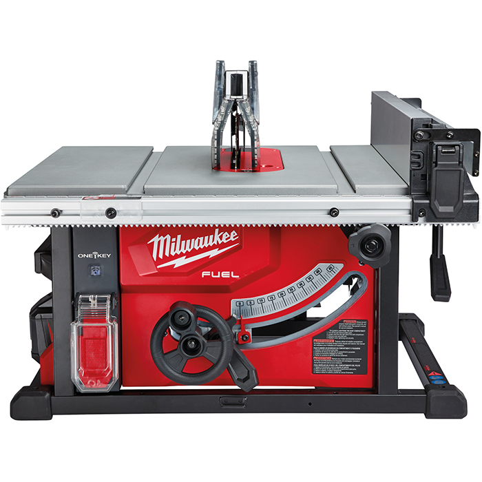 Milwaukee M18 FTS210-121B Bordssåg med 120Ah batteri och laddare