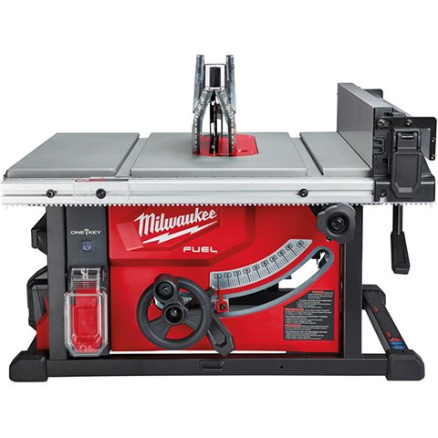 Milwaukee M18 FTS210-121B Bordssåg med 12,0Ah batteri och la