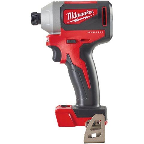 Milwaukee M18 BLID2-0X Slagskrutrekker uten batterier og lader