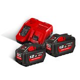 Milwaukee M18 HNRG-122 Laddpaket