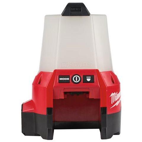 Milwaukee M18 TAL-0 Arbeidslampe uten batteri og lader