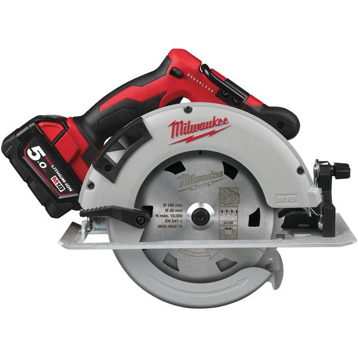 Milwaukee M18 BLCS66-0X Cirkelsåg utan batterier och laddare