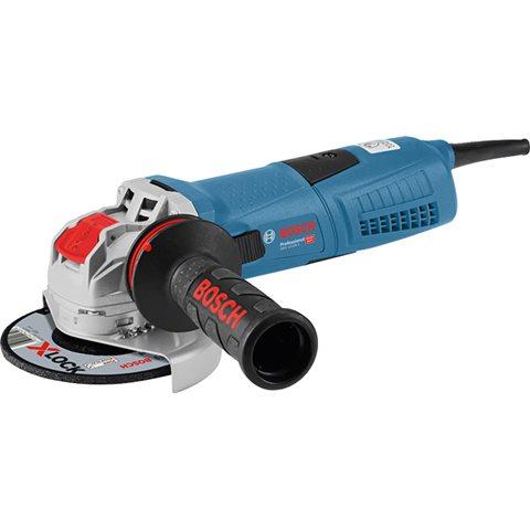 Bosch GWX 13-125 S Vinkelsliper X-LOCK
