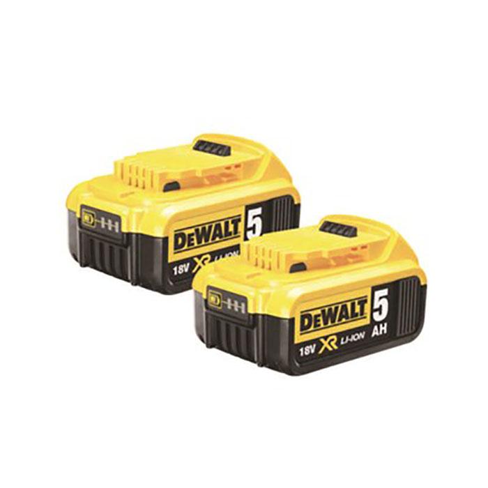 Dewalt DCB184DUO Batteripaket 2-pack, 18V