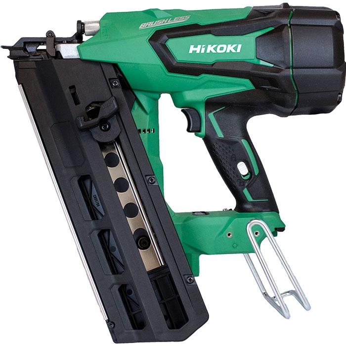 HiKOKI NR1890DBRL Spikverktyg utan batterier och laddare