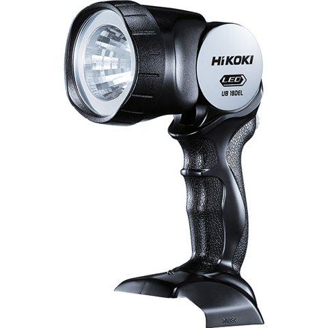 HiKOKI UB18DEL Arbeidslampe uten batterier og lader