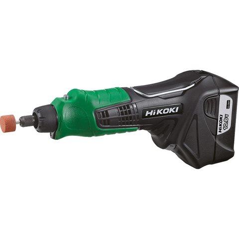HiKOKI GP10DL Rettsliper med 1,5Ah-batterier og lader