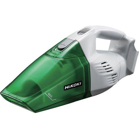 HiKOKI R18DSL Støvsuger uten batterier og lader